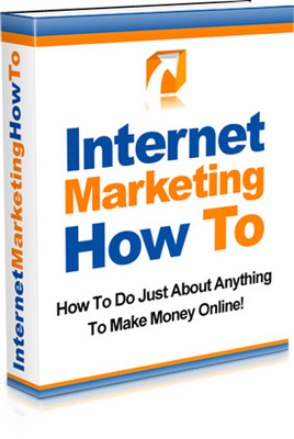 Product picture Internet Marketing How to