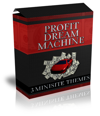 Product picture ProfitDreamMachine