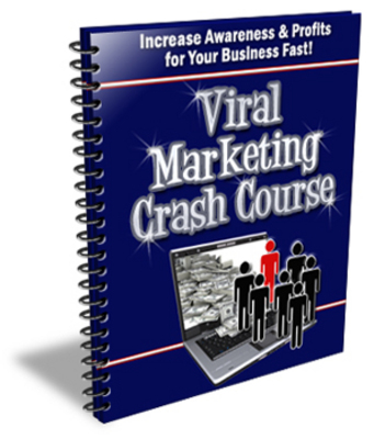 Product picture Viral Marketing Seven-Day Crash Course