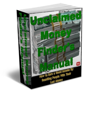 Product picture The Money Finders Guide